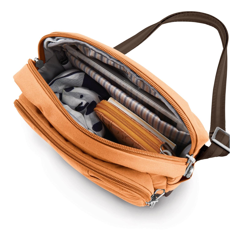 pacsafe citysafe ls150 shoulder bag   save 61