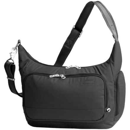 Pacsafe Citysafe® LS200 Handbag in Black - Closeouts