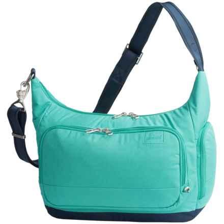Pacsafe Citysafe® LS200 Handbag in Lagoon - Closeouts