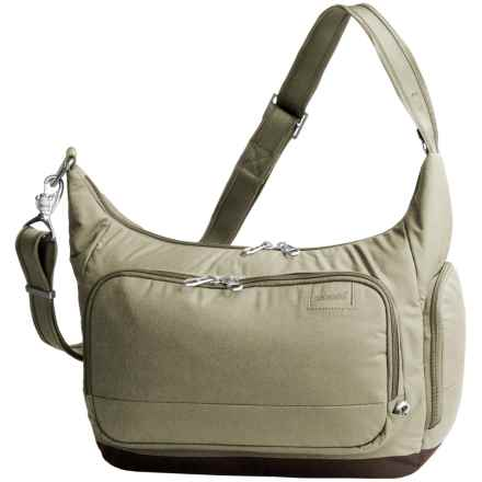 Pacsafe Citysafe® LS200 Handbag in Rosemary - Closeouts