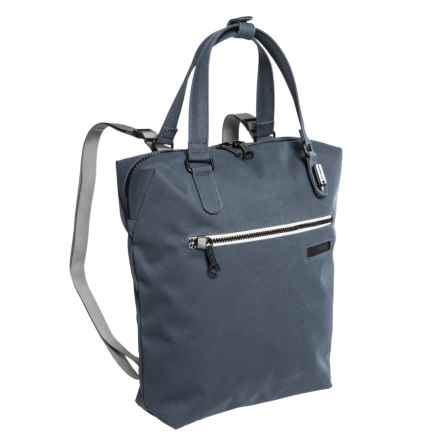 Pacsafe Intasafe® Anti-Theft Backpack Tote Bag in Navy - Closeouts