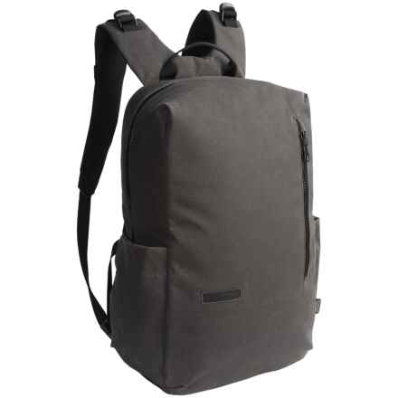 Pacsafe Intasafe Z500 Anti-Theft Backpack in Charcoal - Closeouts