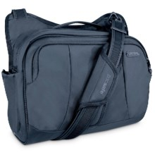 Pacsafe Metrosafe 275 GII Messenger Bag in Midnight Blue - Closeouts