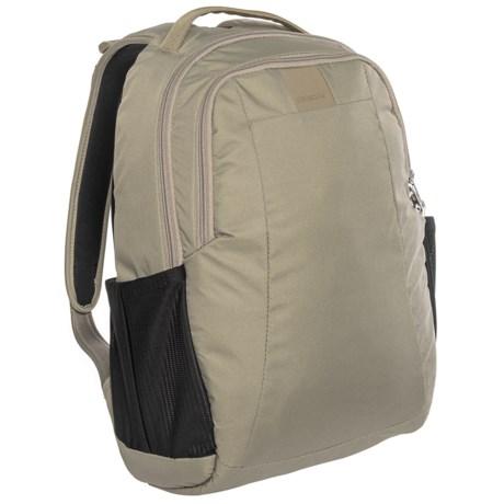 Pacsafe Metrosafe LS350 Anti-Theft 15L Backpack in Sandstone