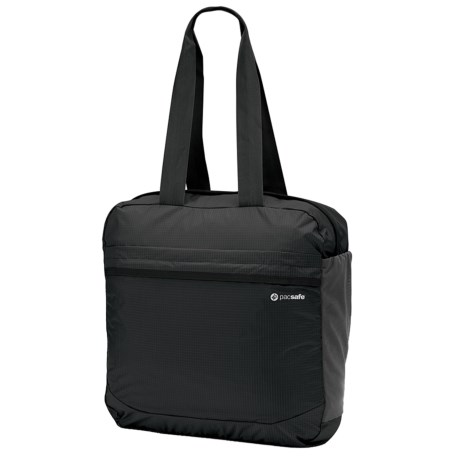 Pacsafe Pouchsafe PX25 Anti-Theft Packable Tote Bag
