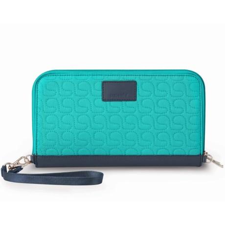 Pacsafe RFIDsafe W250 Blocking Organizer Wallet