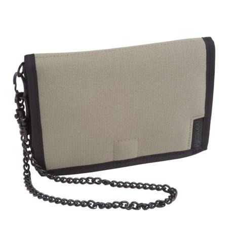 Pacsafe RFIDsafe Z150 Compact Organizer Wallet