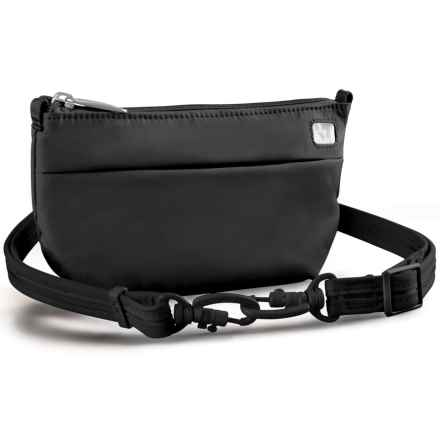 Pacsafe Slingsafe 75 GII Hip Pouch in Black - Closeouts