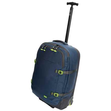 "Pacsafe Toursafe AT Rolling Suitcase - 21"" in Navy Blue - Closeouts"