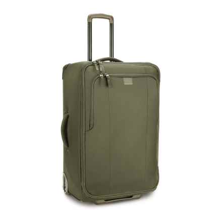 Pacsafe Toursafe® LS25 Rolling Upright Suitcase - Anti-Theft in Jungle Green - Closeouts