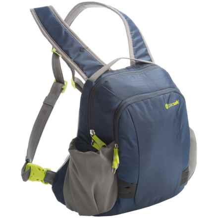 Pacsafe Venturesafe 10L GII Anti-Theft Front Pack in Navy Blue - Closeouts