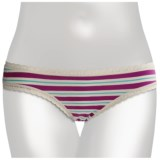 Pact Panties - Bikini Briefs, Stretch Organic Cotton (For Women)