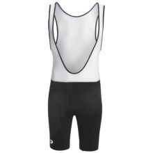 Pactimo Cycling Bib Shorts (For Men) in Black - Closeouts