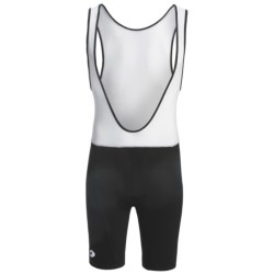 Pactimo Cycling Bib Shorts (For Men) in Black