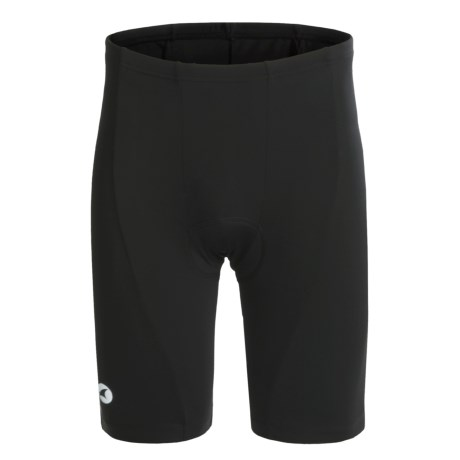 Pactimo Cycling Shorts (For Men) in Black