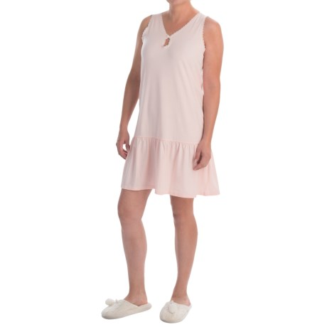 Paddi Murphy Softies Marissa Nightgown Sleeveless (For Women)