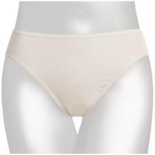 Paddi Murphy Softies VCS Underwear - Briefs (For Women) in Ivory - Closeouts