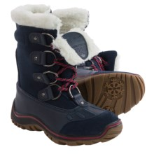 Pajar Alina Snow Boots - Waterproof (For Women) in Navy - Closeouts
