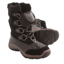 Pajar Alina Winter Snow Boots - Waterproof (For Women) in Black - Closeouts