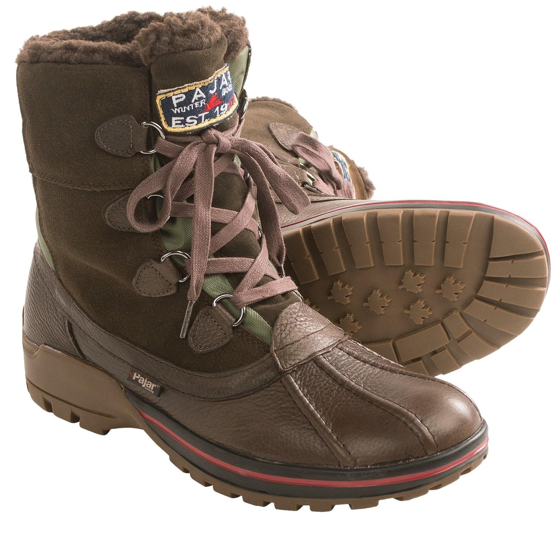 Men's Waterproof Snow Boots Clearance | Santa Barbara Institute ...
