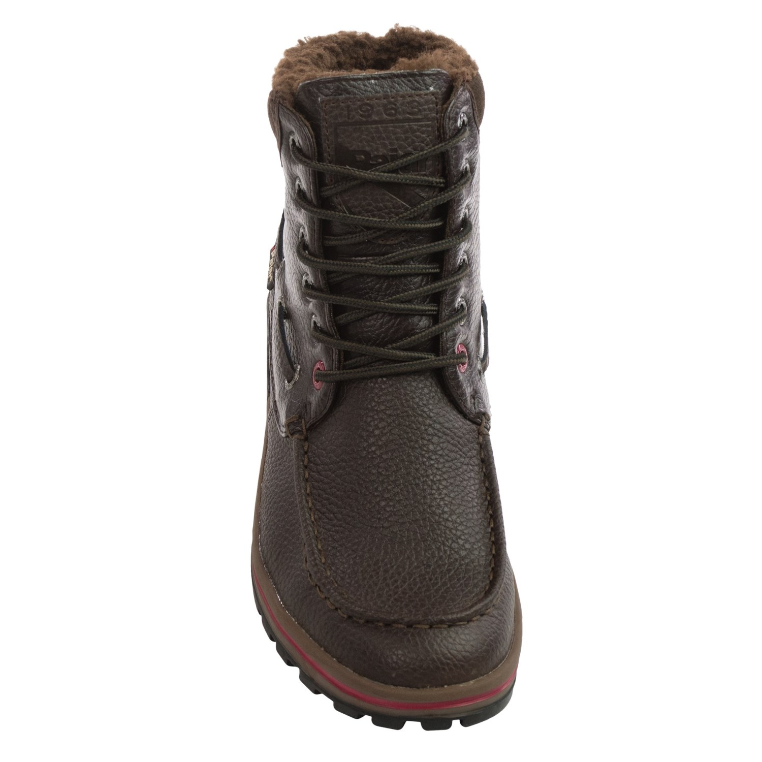Pajar Bocce Leather Snow Boots (For Men) - Save 67%