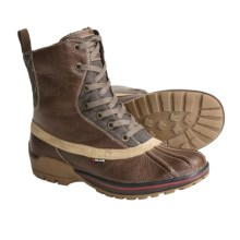 Pajar Boheme Leather Winter Boots - Insulated (For Men) in Brown - Closeouts