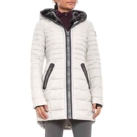 Pajar Cece Jacket - 550 Fill Power (For Women) in Ecr - Closeouts