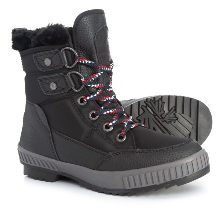 huge discount 4d675 75cad Pajar Kamira Snow Boots - Waterproof (For Women) in Black