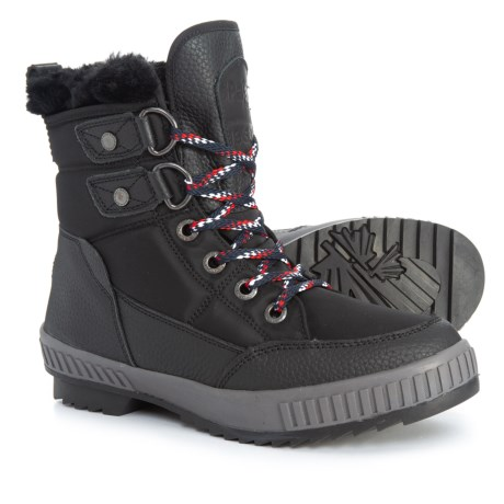 a262ff49bd9 Pajar Kamira Snow Boots - Waterproof (For Women) in Black