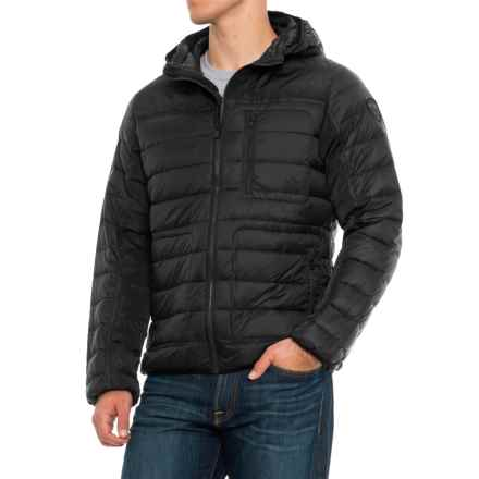 Pajar Karl Downfill Down Jacket (For Men) in Black - Closeouts