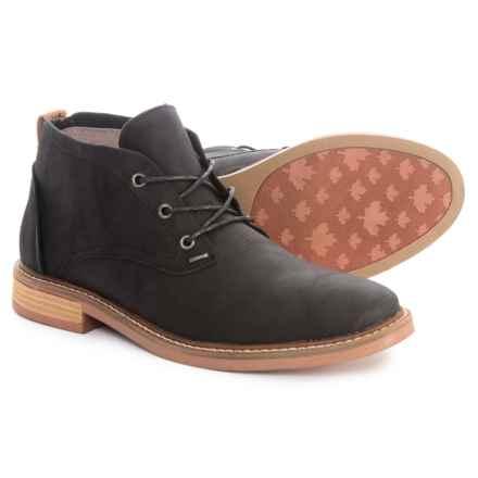 Pajar Mojave Chukka Boots (For Men) in Nero/Black - Closeouts