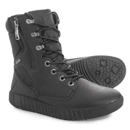 Pajar Pearson Snow Boots - Waterproof, Insulated (For Men) in Black - Closeouts