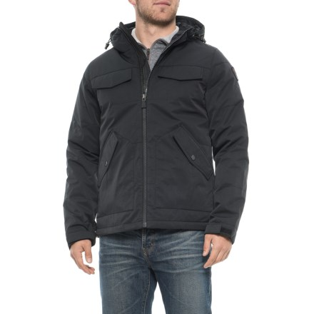 96c725cecc59 Pajar Stefano Quilted Down Jacket - 550 Fill Power (For Men) in Black -