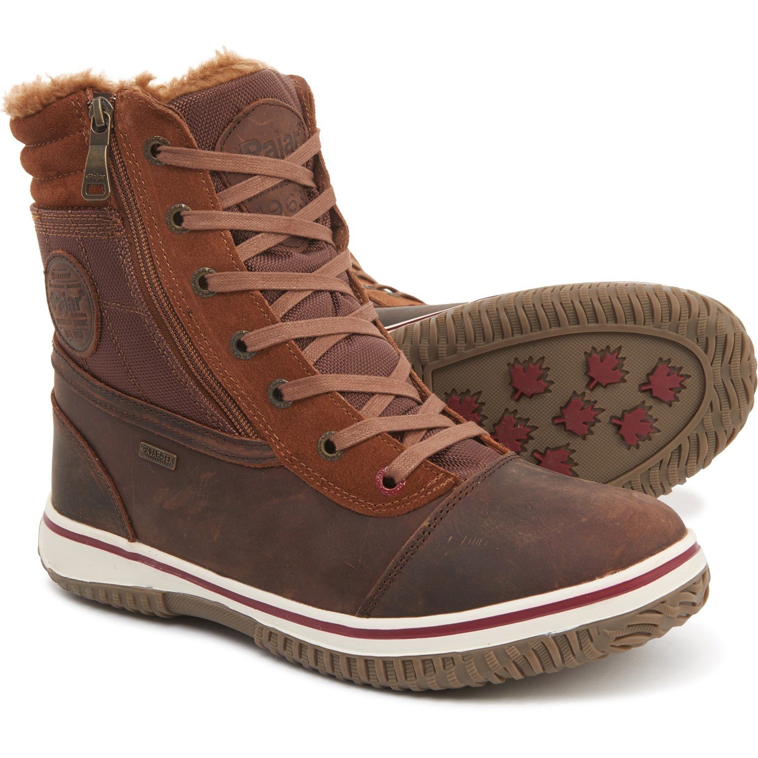 Pajar Troup Winter Boots (For Men