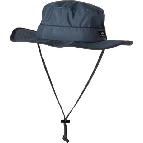 2e51635eccf Panama Jack Nylon Big Brim Boonie Hat - UPF 50+ (For Men) in