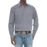 Panhandle Rough Stock Antique Print Shirt - Snap Front, Long Sleeve (For Men)