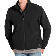Panhandle Slim Tuf Cooper Soft Shell Jacket (For Men) in Black - Closeouts