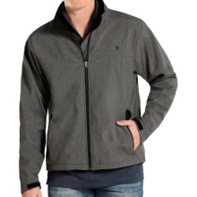 Panhandle Slim Tuf Cooper Soft Shell Jacket (For Men) in Steel - Closeouts