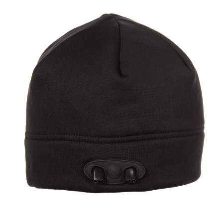 Panther Vision Powercap LED Lighted Beanie (For Men) in Black - Overstock f202b8e35636