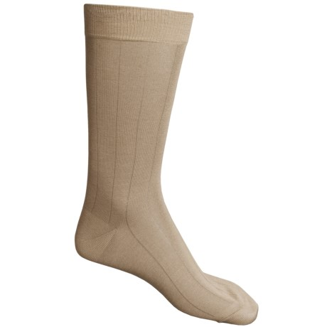 Pantherella Dress Socks - Egyptian Cotton, Mid Calf (For Men)