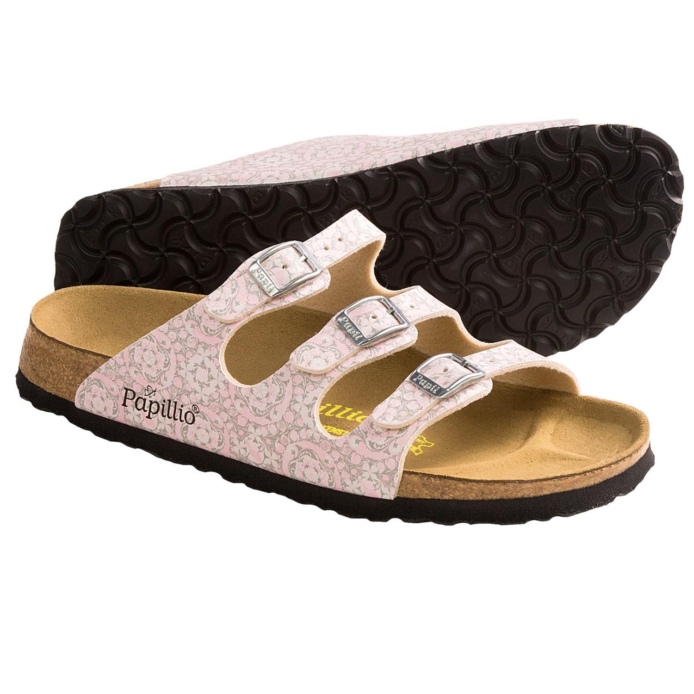 papillio by birkenstock florida kaleidoscope sandals. Black Bedroom Furniture Sets. Home Design Ideas