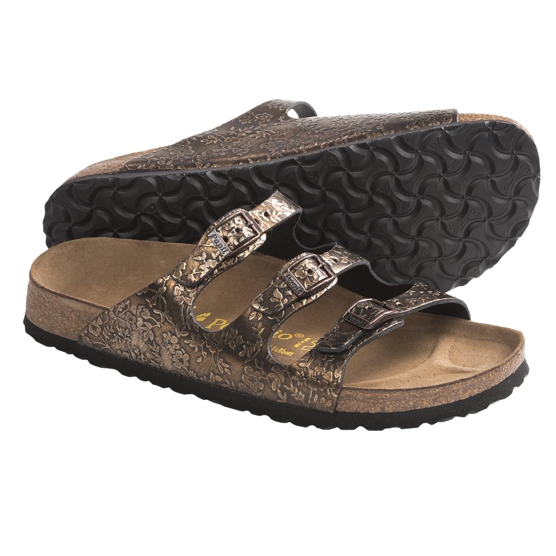 papillio by birkenstock florida sandals for women save 34. Black Bedroom Furniture Sets. Home Design Ideas