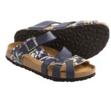 Papillio by Birkenstock Pisa Sandals - Birko-flor® Simply Flowers, Soft Footbed (For Women)