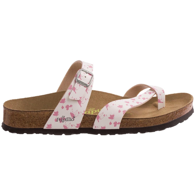 papillio by birkenstock tabora sandals for women 7619t. Black Bedroom Furniture Sets. Home Design Ideas