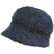 Parkhurst Asymmetrical Slouchy Hat (For Women) in Denim - Overstock