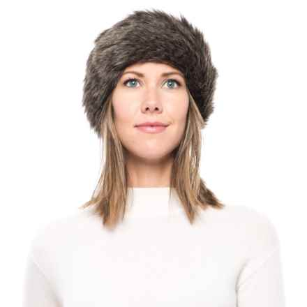 Parkhurst Faux-Fur Headband (For Women) in Marmot - Closeouts