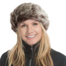 Parkhurst Faux-Fur Headband (For Women) in Mishka - Closeouts