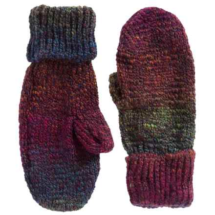 Parkhurst Harvest Mittens (For Women) in Celebration Spacedye - Closeouts