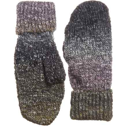 Parkhurst Harvest Mittens (For Women) in Forest Spacedye - Closeouts