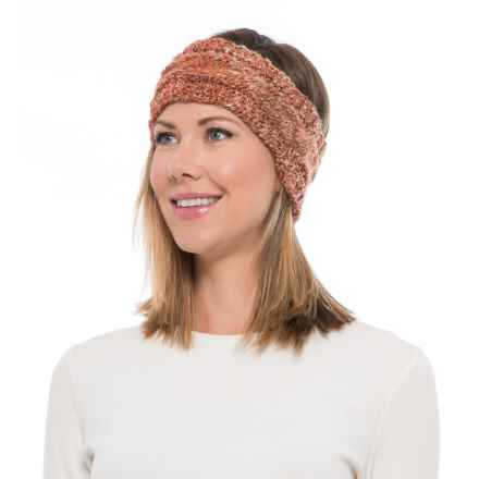 Parkhurst Marla Knit Headband (For Women) in Tobacco Spacedye - Closeouts